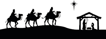 Nativity Silhouette Stock Illustration - Download Image Now - iStock